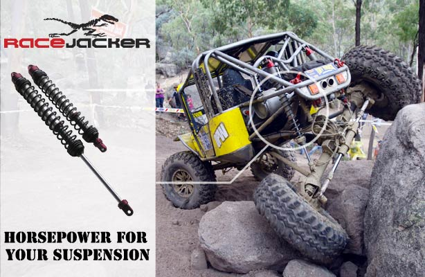 Racejackers Horsepower for your Suspension