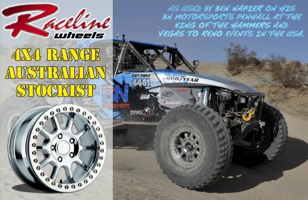 Australian Raceline Wheel Dealer